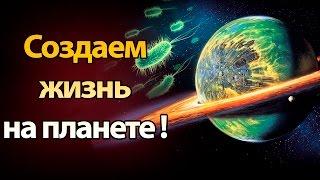 Создаем жизнь на планете ! ( The universim )