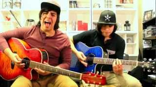 A Day To Remember - Another Song About The Weekend (Acoustic Cover)