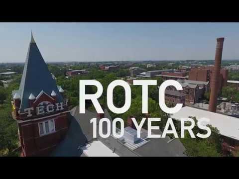 100 Years of ROTC at Georgia Tech