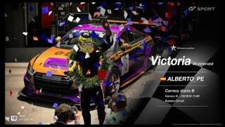 🚩Gran Turismo SPORT Online🚩 Road to Trophy, Record de victorias, 38 Victorias, C.B. Audi TT Cup 16