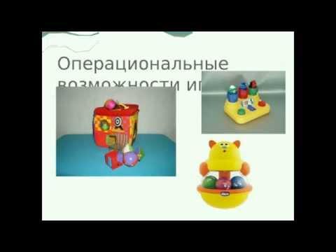 Игра и игрушка в жизни современных дошкольников