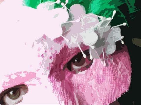Face mask para sa mga bata