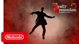 Deadly Premonition 2 - Release Date Announcement Trailer - Nintendo Switch