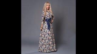 Летняя Одежда с AliExpress - Красивое платье