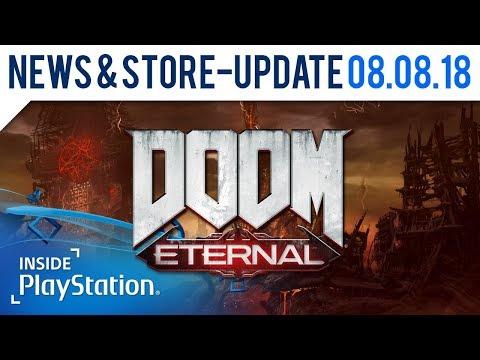 Doom Eternal: Große Enthüllung steht bevor | PlayStation News & Store Update
