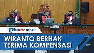 Jadi Korban Terorisme, Mantan Menkopolhukam Wiranto Berhak Terima Kompensasi Rp37 Juta