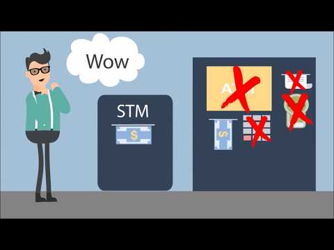 STM (Smart Teller Machine)