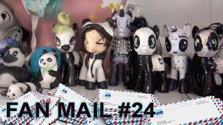 SNAIL MAIL SATURDAY #24 || My Custom Panda Pony Collection