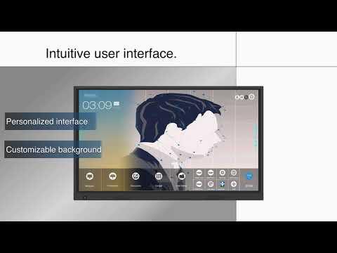 Newline VN Series Interactive Flat Panel