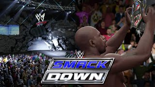WWE 2K16: SmackDown FIST Returns & Titus O'Neil Wins US Title!