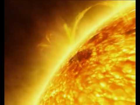تصوير حي مقرب من الشمس – من ناسا