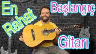 Dünyanın EN RAHAT Başlangıç Gitarı Valencia VC204H - Hangi GİTARI Almalıyım?