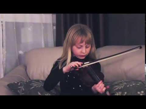 הרגע שבו היא הבינה שכינור זה לא בשבילה