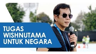 Tanggapan Wishnutama Sesuai Bertemu Jokowi di Istana Negara