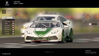 Gran Turismo™SPORT - Alsace Village Lamborghini Huracan Gr4 (online race)