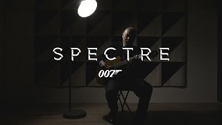 SPECTRE - James Bond 007 [OFFICIAL VIDEO] - Writings On The Wall - Romantic Guitar
