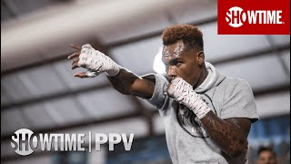 Jermell Charlo: Media Workout | Charlo vs. Rosario | Sept. 26th on SHOWTIME PPV