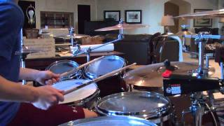 Angels & Airwaves - Good Day - Drum Cover