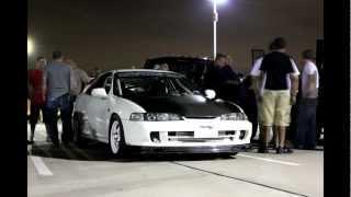 Download Video Turbo Integra Type-R vs 800hp Procharged Corvette (HD) MP3 3GP MP4