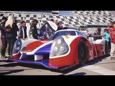 Daytona 2018 IMSA Prototype Challenge Presented by Mazda