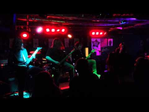 Samandriel @ the Studio covering Iron Maiden Fear of the Dark (Dec 6, 2013)