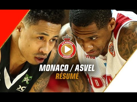 PLAYOFFS — Monaco 97 - 62 ASVEL — Finale, Épisode 3 — Highlights