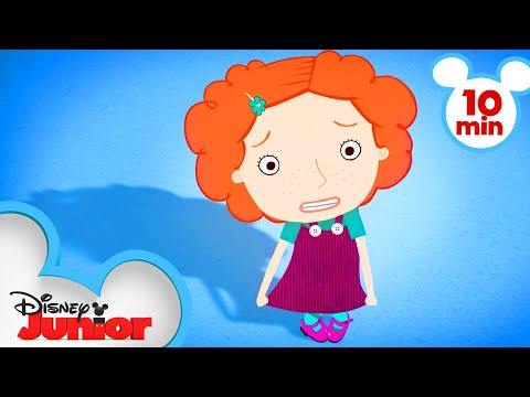 Oh Nina! Shorts Compilation | Nina Needs To Go | Disney Junior