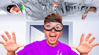 Extreme DRUNK GOGGLES Hide and Seek Challenge! 🤢