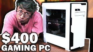 $400 Budget Gaming PC Build   Back To School Guide