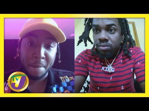 Vershon & Jahmiel End Their Musical Feud TVJ Smile Jamaica March 5 2021