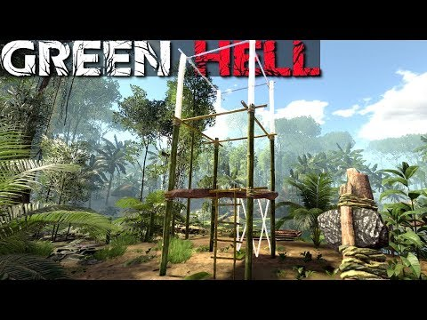 New Expanded Shelters  | Green Hell Gameplay First Look | S4 EP51