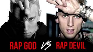 Eminem - Life After Death ( MGK DISS RESPONSE) (LYRICS)