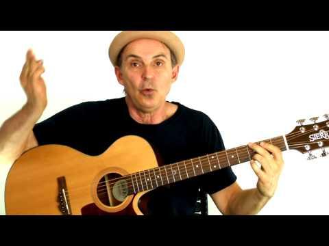 Beginning Guitar Chords 101 - Lesson #15 - Arpeggio