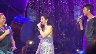 "Regine Velasquz, John ""Sweet"" Lapus & Vice Ganda (SILVER Concert: November 16, 2012)"
