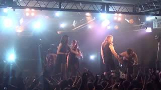 Amaranthe   Live At Zal Ozhidaniya 12.12.2014