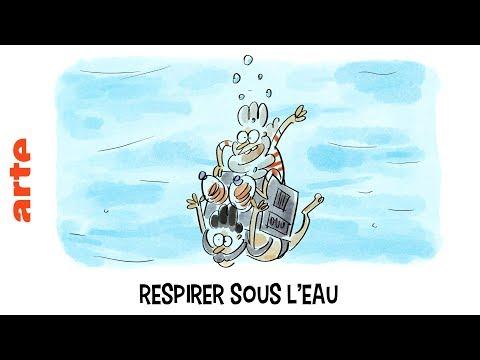 Dýchání pod vodou