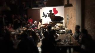 Makiko Yoneda TRIO 6 - Music and You - LIVE on JazzB at São Paulo , Brazil -