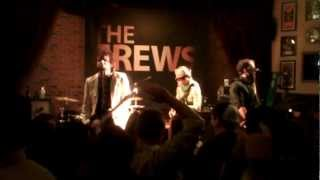 The Trews - Hold Me In Your Arms into People Of The Deer (Hard Rock Cafe Pittsburgh 4/27/12)