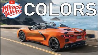 2020 Corvette C8: Review EVERY Color | Road Test, Test Drive and All Lighting | Sound