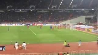 Piala AFFSUZUKICUP 2016 Penyelamatan Penalti Kurnia Mega