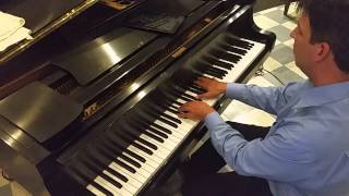 Cocktail -  Jazz Piano Trio - StLouisPianist Girl from Ipanema