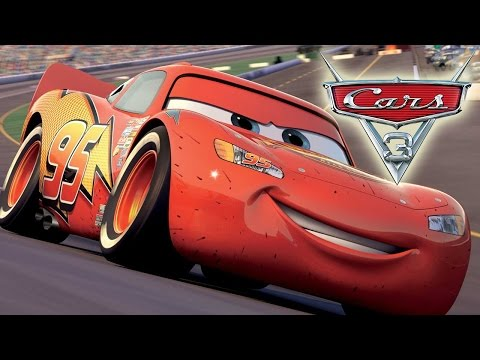 CARS 3 LOOKS AWESOME