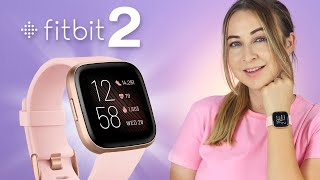Fitbit Versa 2 Watch Review | WHAT YOU NEED TO KNOW!!