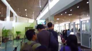 preview picture of video 'Vanuatu Imigration at Port Vila Airport   Tours & Adventures       [HD]'
