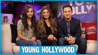 GIRL MEETS WORLD Stars On Cory & Topangas Relationship!