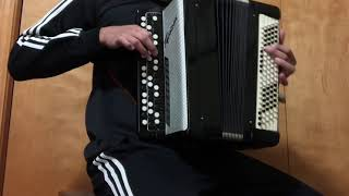 Red Army is the Strongest - Red Army Choir - Accordion