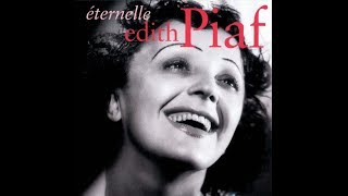 Edith Piaf - Sous le ciel de paris (Audio officiel)