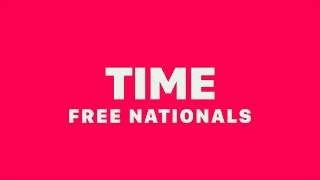 Free Nationals, Mac Miller, Kali Uchis   Time (Lyrics)