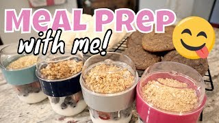 💪HEALTHY Meal Prep  🥣 On A Budget 💰   Healthy Recipe Ideas   Collab with Jess and the Boys