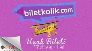 Biletkolik Uçak bileti videosu